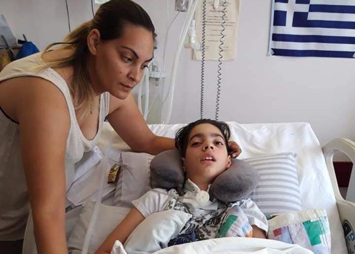 Όλοι μαζί στηρίζουμε τον μικρό Δημήτρη Μηνά από την Ρόδο
